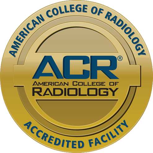 Chesapeake Imaging is an ACR Accredited Facility